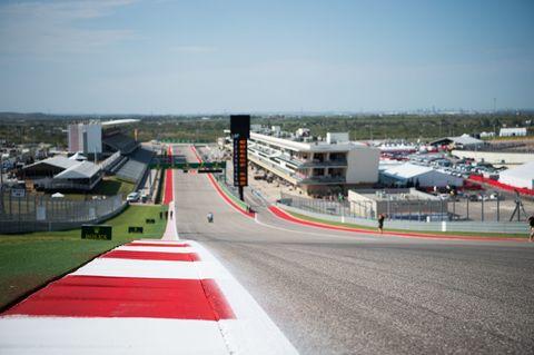 Sport venue, Infrastructure, Asphalt, Road surface, Race track, Tar, Lane, Concrete, Racing, Curb,