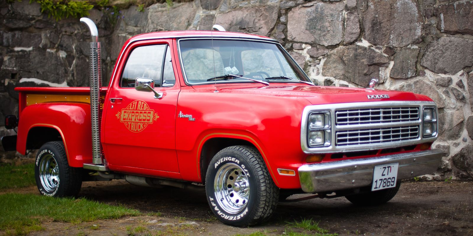 ten of the most outrageous pickup trucks ever produced