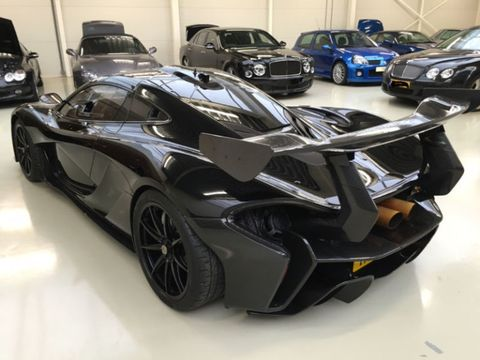 Here S Another Street Legal Mclaren P1 Gtr For Sale Only 4 36 Million