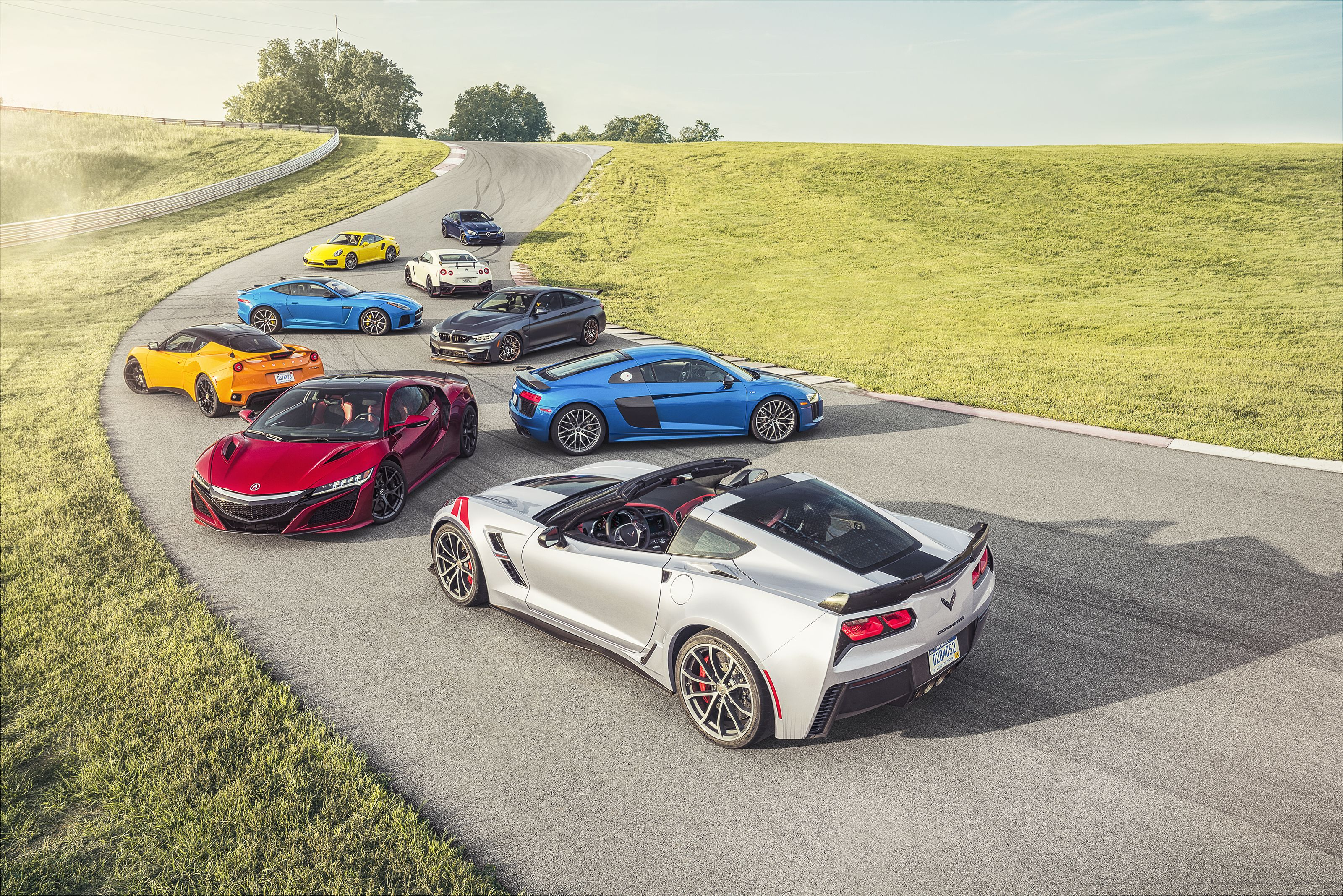2017 Best Performance Car of the Year - 2017 Acura NSX Named