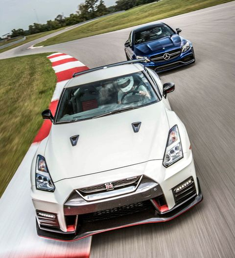 2017 Best Performance Car Of The Year