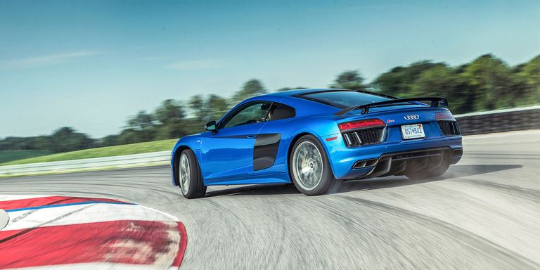 The Audi R8 V10 Plus Is the End of an Era Blue Audi R Plus on audi a8 plus, audi rs plus, audi q7 plus, audi s6 plus, audi a4 plus, audi rs6 plus, audi r10 plus, audi s8 plus, audi quattro plus, audi r15 plus,