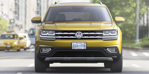 The Volkswagen Atlas Is Here To Seat Seven Americans