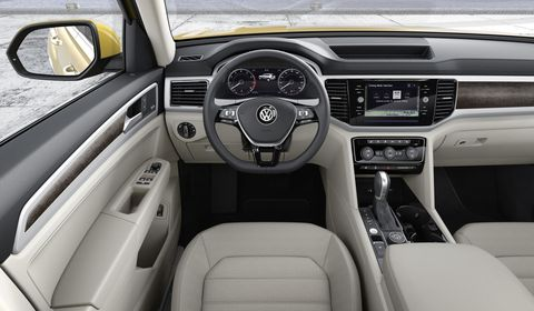 2018 Volkswagen Atlas Otherwise Known As Your Budget Volvo Xc90