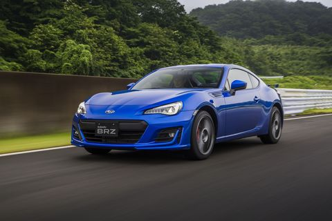 All The Little Changes Subaru Made to The Updated 2017 BRZ