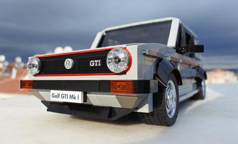 Lego Volkswagen GTI