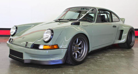 The First RWB Porsche Built in the United States Is for Sale
