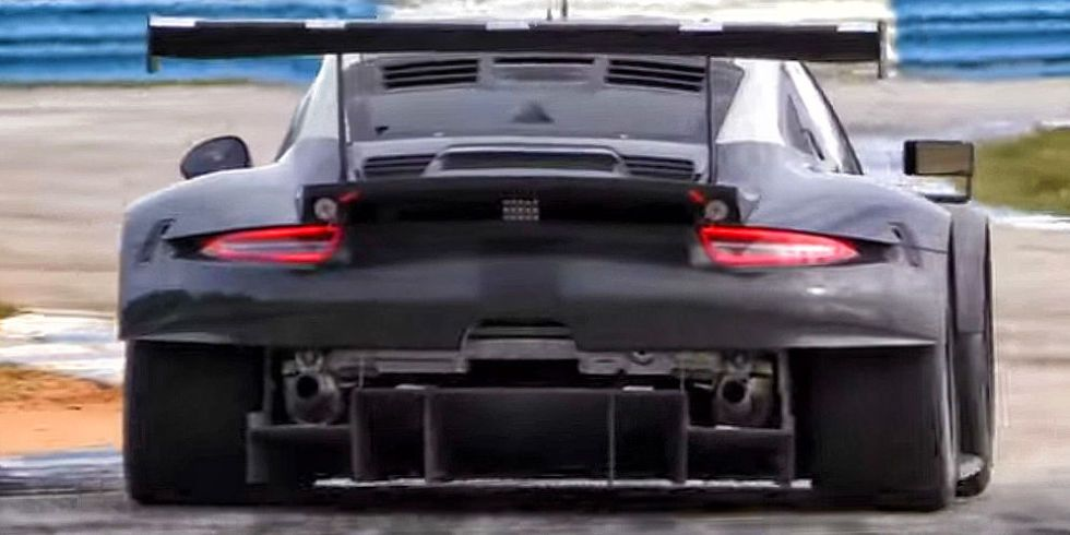 Porsche Says its New RSR Racer Is the Most Spectacular 911 Ever