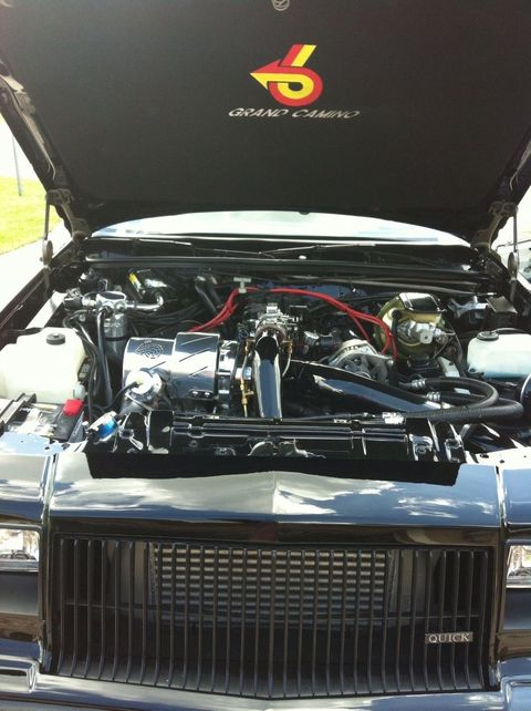 Buick Grand National El Camino – 500-HP Regal Combined With a Chevy