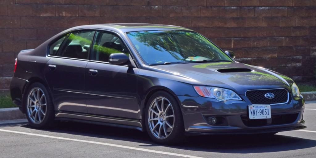 The Legacy 2 5gt Spec B Was Subaru S Grown Up Alternative