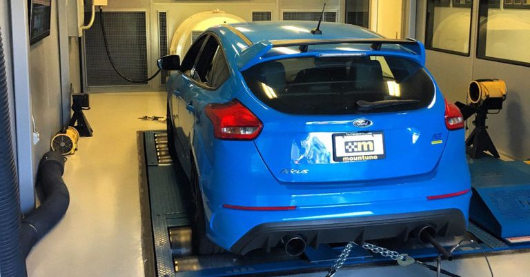Mountune Upgrades Push the Focus RS Into Supercar Territory