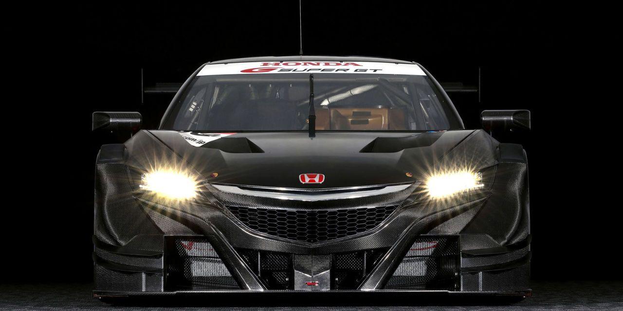 The Honda NSX-GT Is the Pinnacle Of Evil