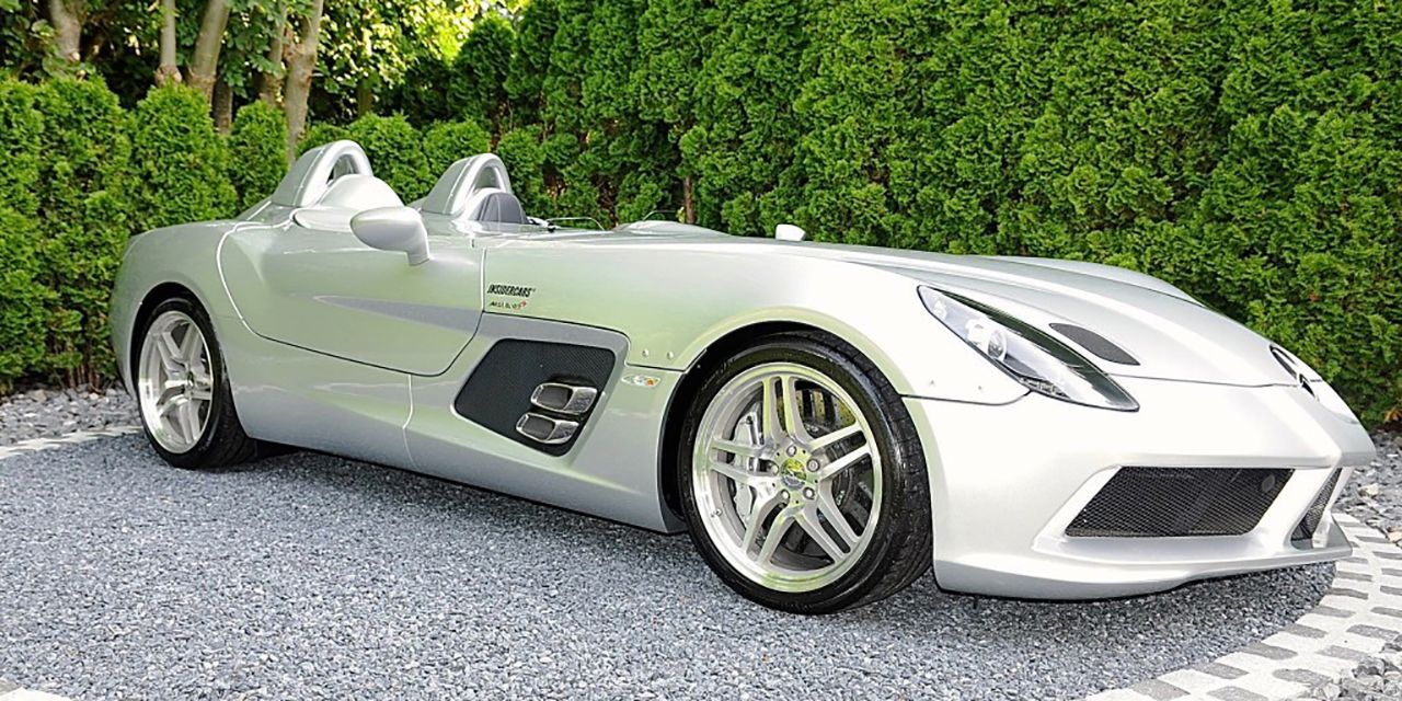 Owning This Slr Stirling Moss Would Be Better Than Having 3 Million