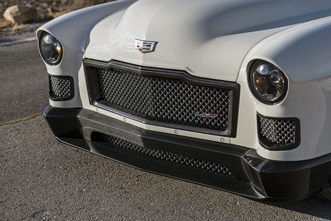 Ringbrothers Turn A Brand New Cadillac Ats V Into A Gorgeous 48 Coupe