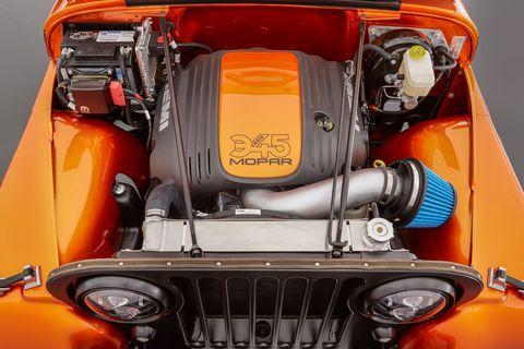 New HEMI Kits Help You Put New V8s Into Pre-1975 Mopars