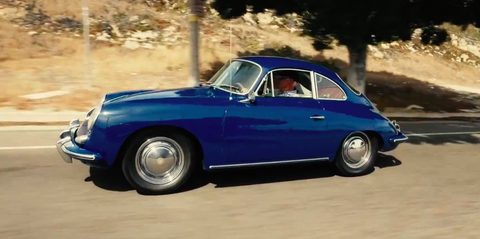 Million-Mile Porsche 356