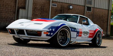 This 600-Horsepower C3 Corvette Is an Absolute Autocross ...