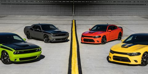 Today's Dodge Challenger and Charger Could Stay the Same