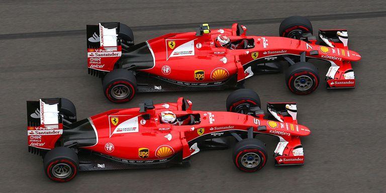 Indy Car Suspension Parts