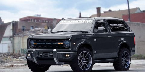 New Bronco Is Rumored To Be Developed In Australia