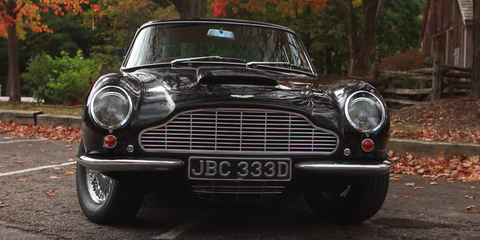 The DB Is An Aston Martin Too Good For James Bond - Aston martin db6