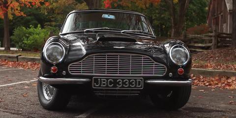The DB Is An Aston Martin Too Good For James Bond - Aston martin db5 price