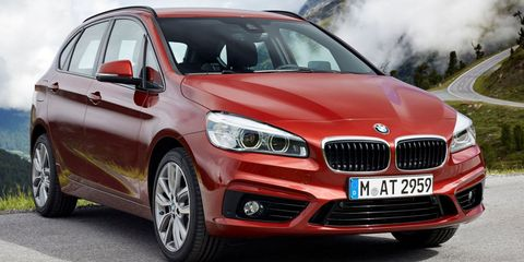 The Front Engined Wheel Drive Bmw 2 Series Active Tourer Was Launched In 2017 Built Around Countryman And Fact That Minivan Ers Don T