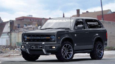 New Ford Bronco >> New Ford Bronco 2020 Bronco Will Be Developed In Australia