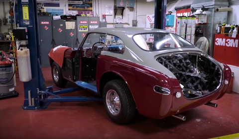 For Jay Leno's Vintage Car Mechanics, There's No Impossible Task
