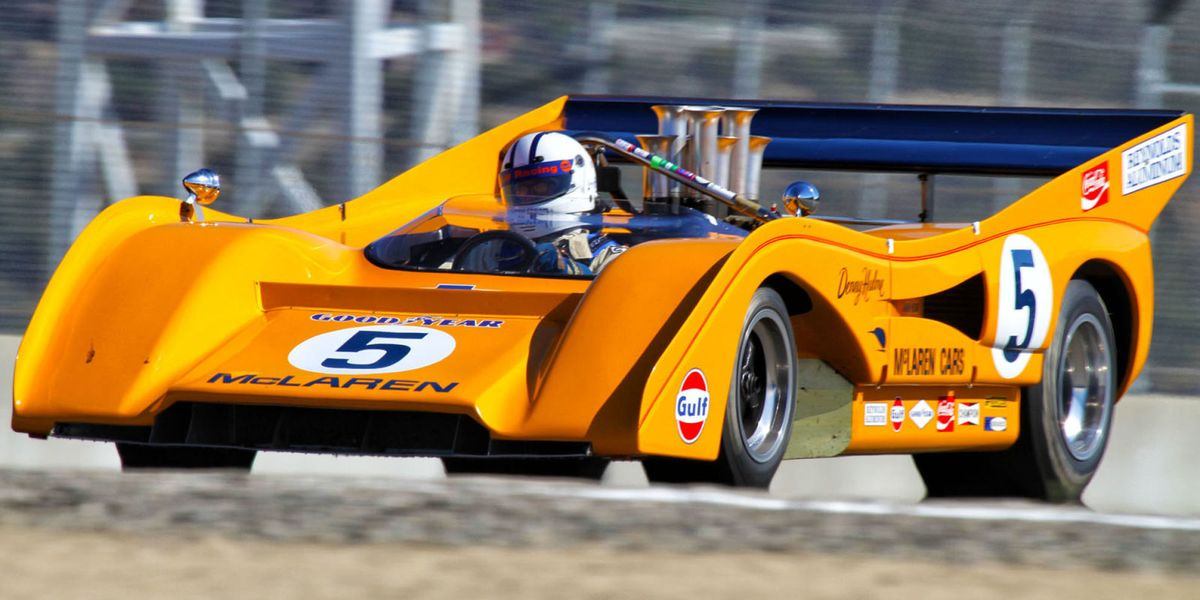 Vintage can am race cars are the perfect distraction from for Am motors used cars