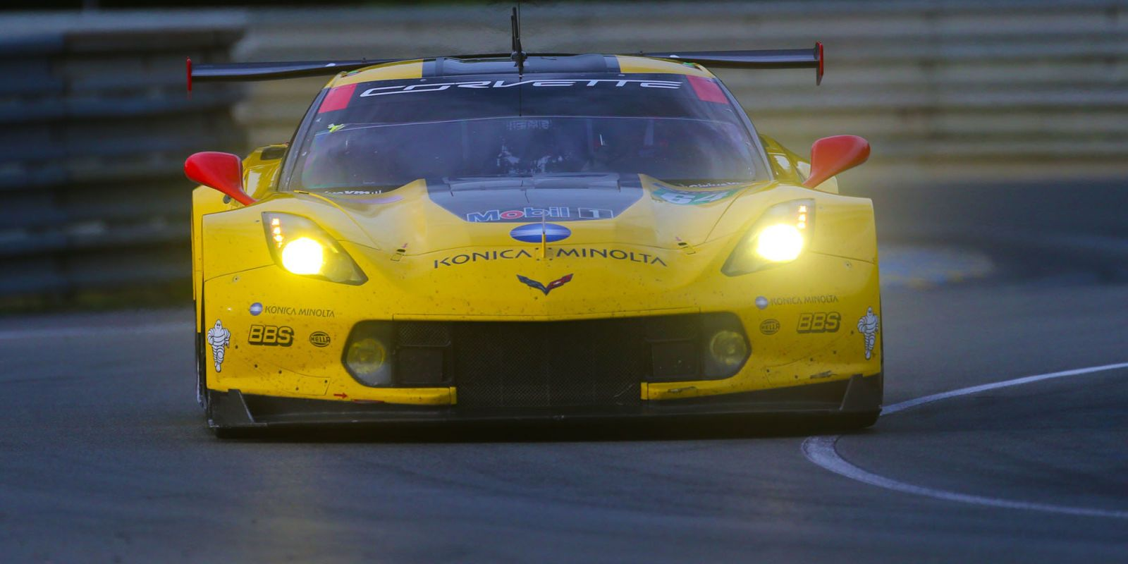 Corvette Racing Drivers on the Road to 100 Victories