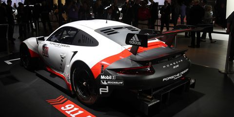 The Next Porsche 911 Gt3 Will Share Its Engine With The Rsr