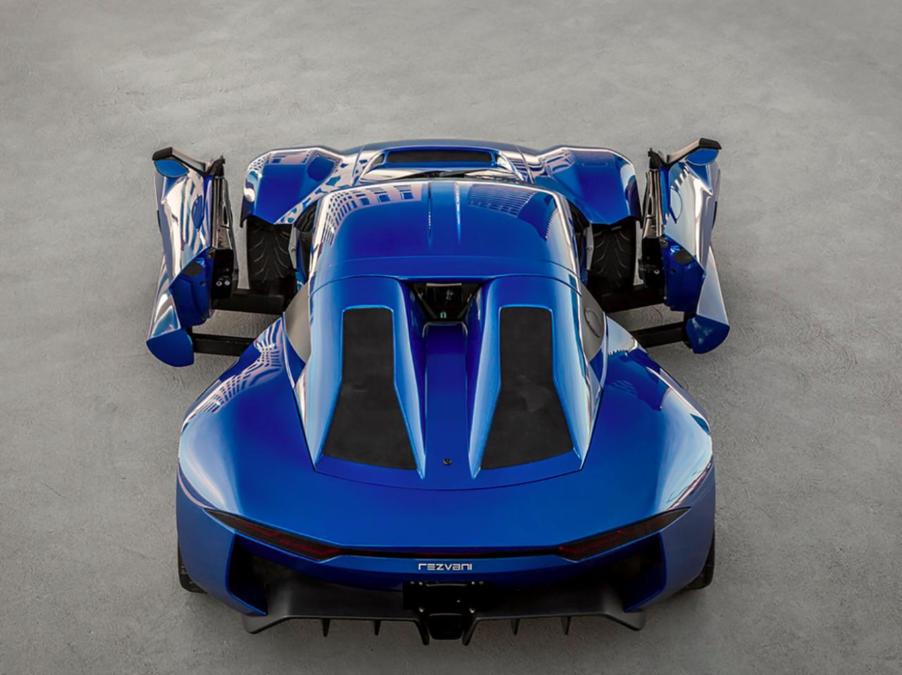 Advertisement - Continue Reading Below & Meet the 500-hp Rezvani Beast Alpha and Its Crazy Sliding Doors
