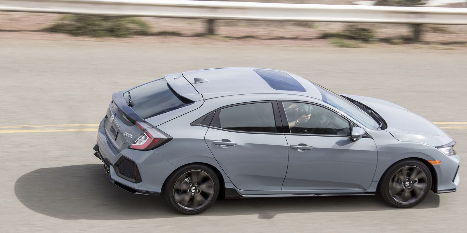 Marvelous Itu0027s Been A Long Time Since Honda Offered A Civic Hatchback In The U.S.  Marketu20142005 Saw The Demise Of The Seventh Generation Civic Si Hatch.