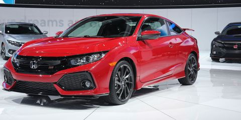 How The Civic Si Makes Sense Next To Mighty Type R
