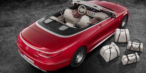 Mercedes-Maybach S650 Cabriolet
