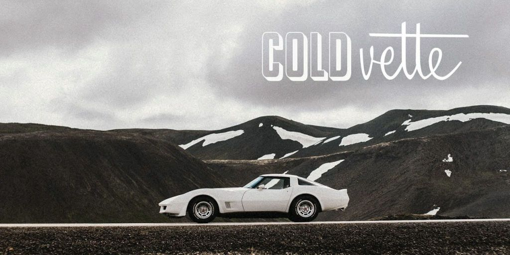 Most People in Iceland Have Never Seen Anything Like this Corvette
