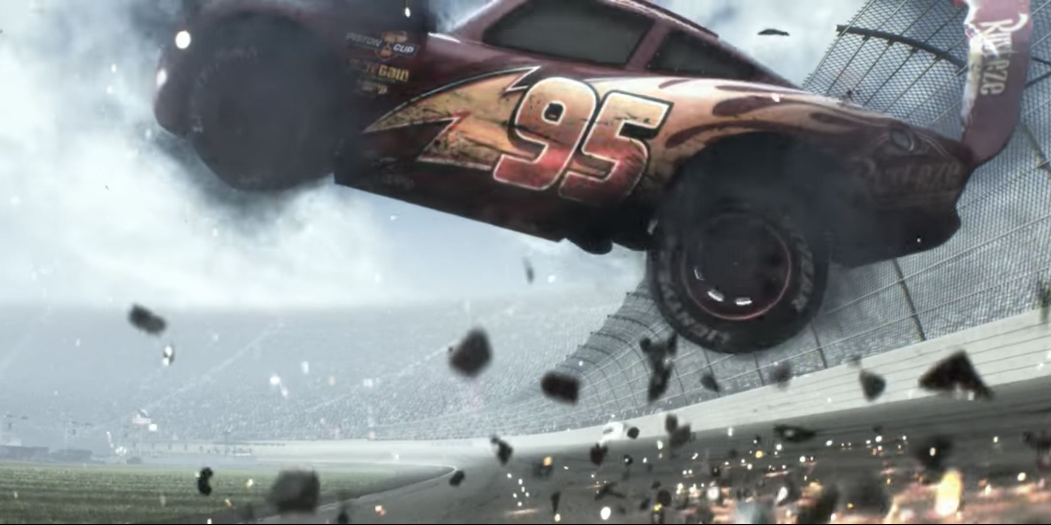 Pixar Cars 3 First Trailer - New Cars Movie Debuts June 2017