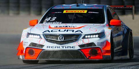 Ryan Eversley Acura TLX GT