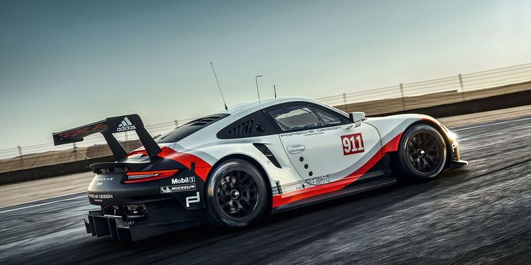 Why the Porsche 911 RSR Had to Go Mid-Engine