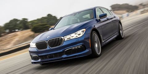 First Drive BMW Alpina B XDrive - Bmw alpina 7 series