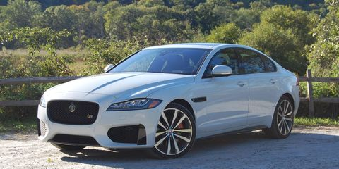 What You Learn After Driving a Jaguar XF S