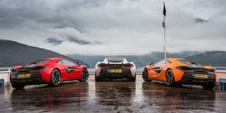 The McLaren Sports Series Will Be the Ultimate Tuner Dream Car in 20 Years
