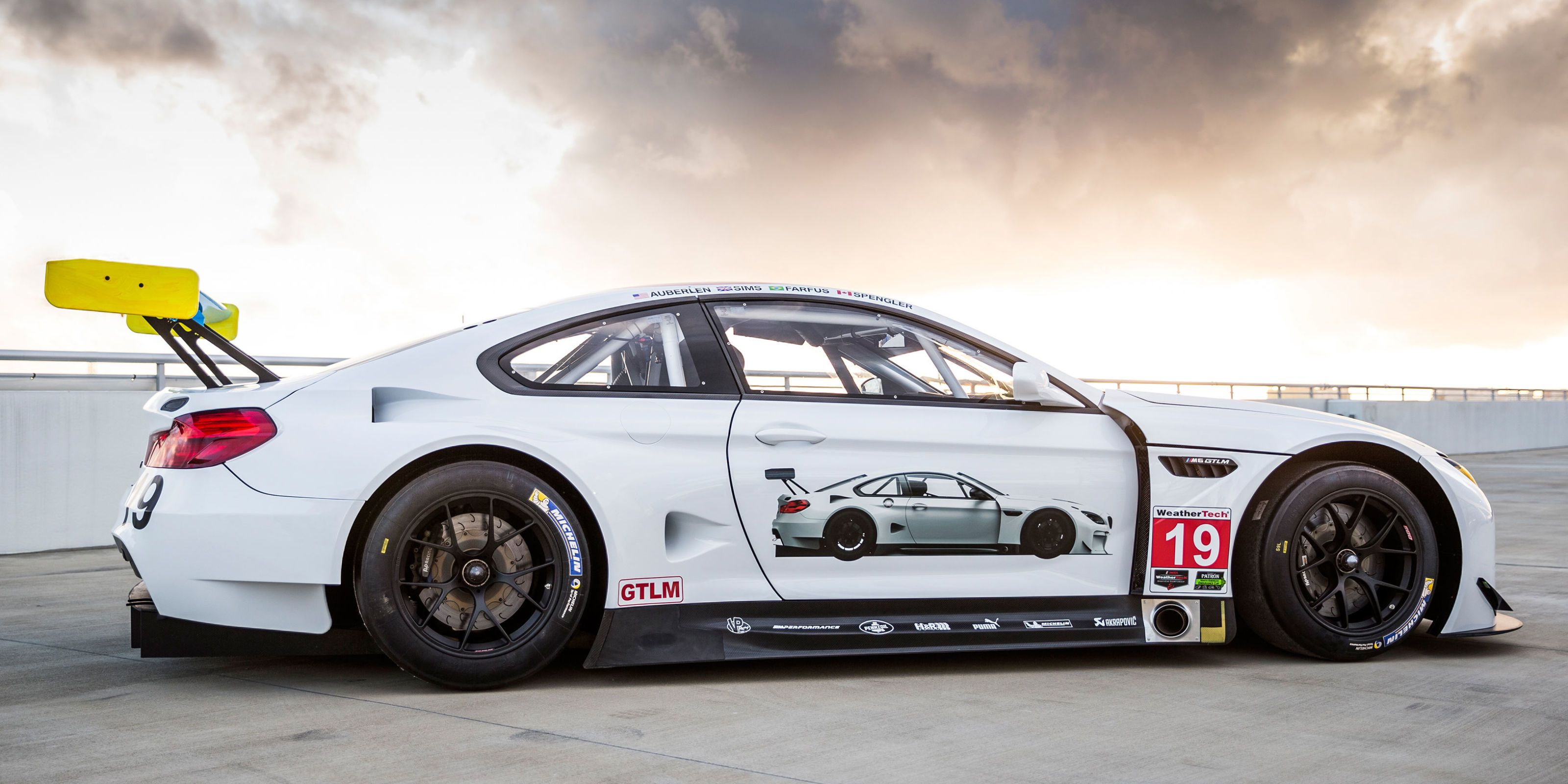 Itu0027s Been Six Years Since BMW Commissioned The 2010 M3 GT2 Art Car.  Designed By