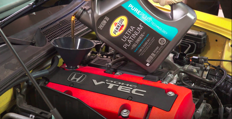 Here's a Step-by-Step Walkthrough on How to Correctly Change Your Oil