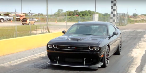 The Only Thing More Insane Than a Hellcat Is an 805-hp, Twin