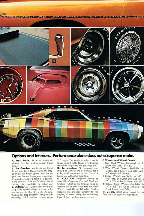 The Fascinating Story Behind the Plymouth