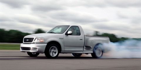 Ford Svt Lightning >> The F 150 Got Too Fat For Ford To Build Another Svt Lightning