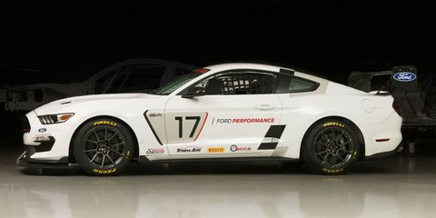 The Shelby Fp350s Is Ford S Entry Level Mustang Race Car