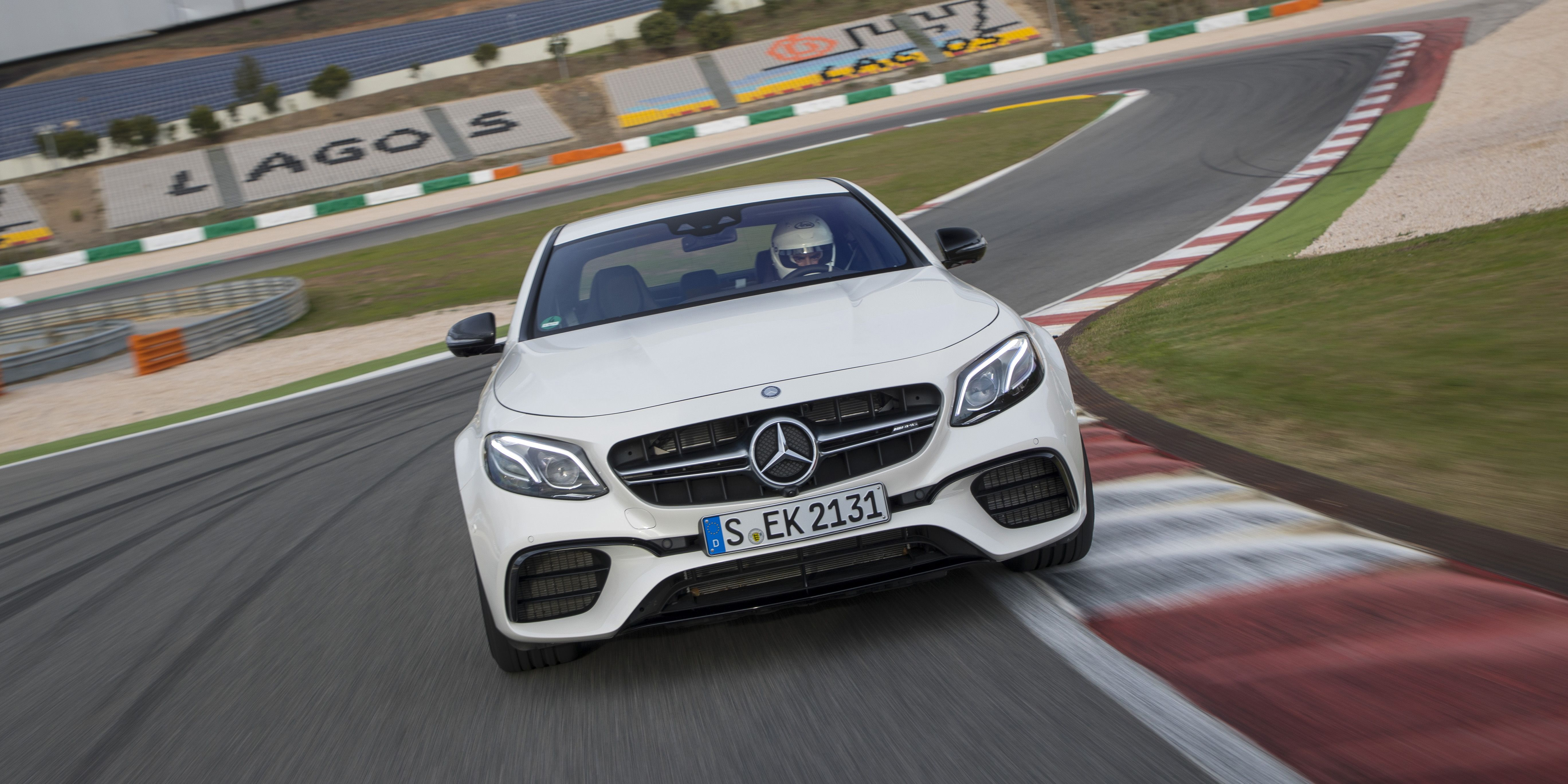 First Drive 2018 Mercedes AMG E63 S 4Matic